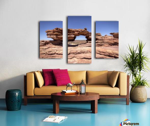 Natures Window Canvas print