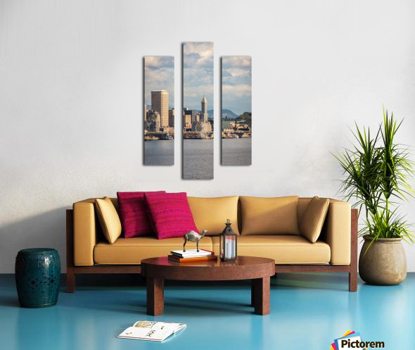 Weel Canvas print