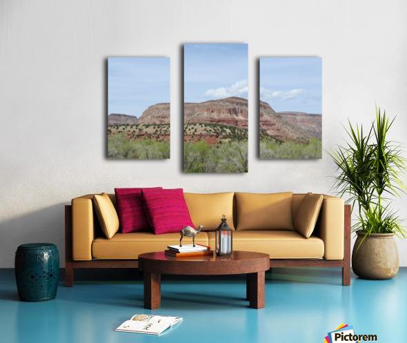 Jemez Mountains VP19 Canvas print
