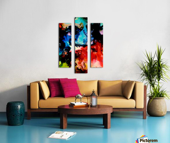 MPS-018 Canvas print
