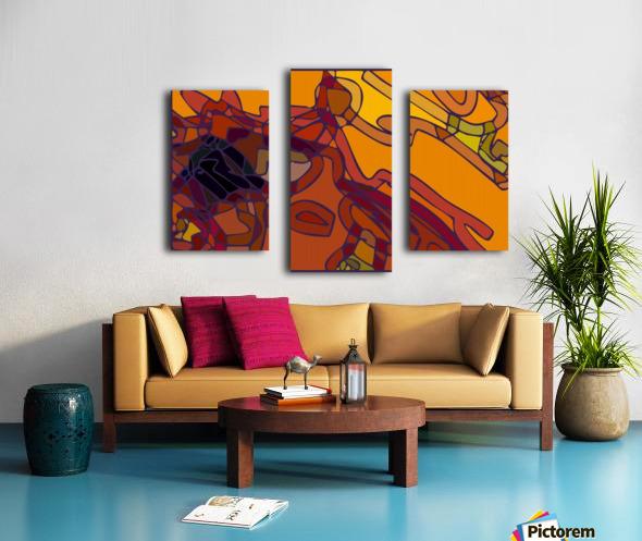 practical dream 43 Canvas print