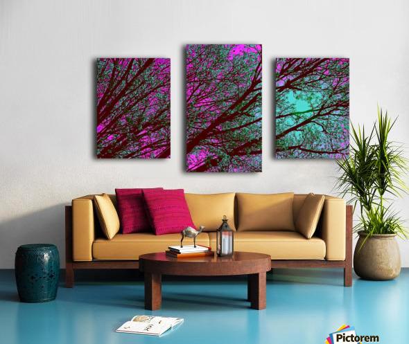 bloomingInfeb Canvas print