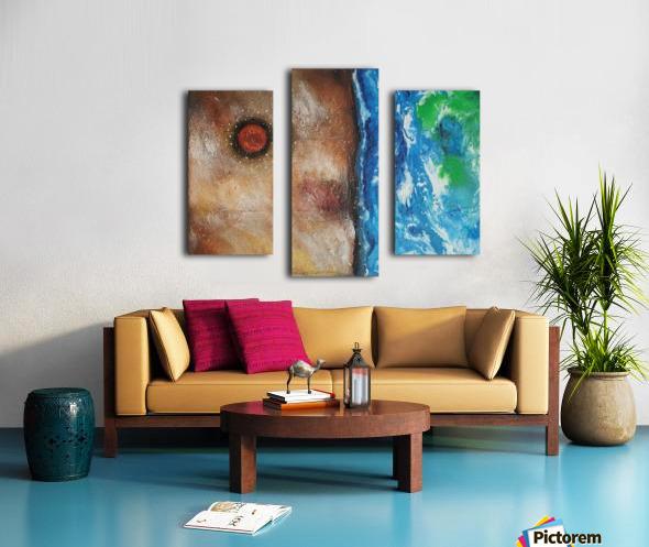 Cosmos Creation 3 Canvas print