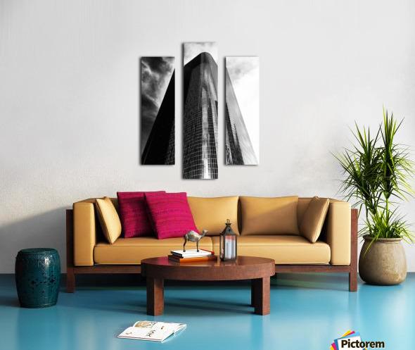 CORPORATE NIGHTMARES II Canvas print