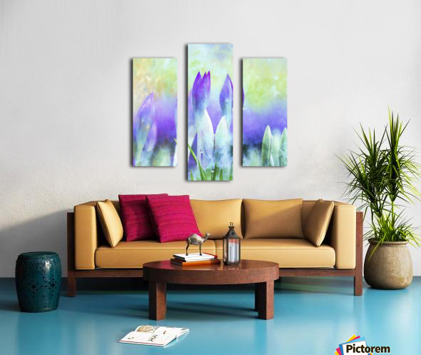 Promises Kept - Spring Art by Jordan Blackstone Canvas print