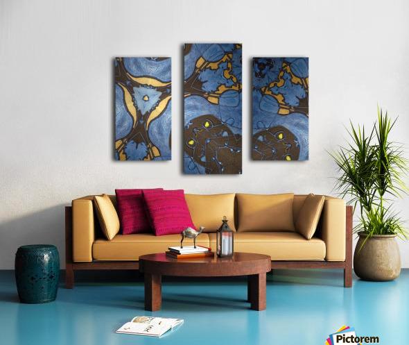Art24k limited edition Canvas print