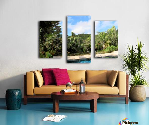 Nevis GR2 Canvas print