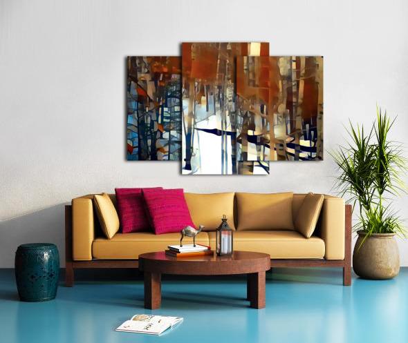 aspen dreams Canvas print
