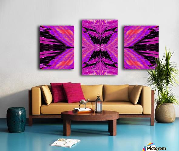 Butterflies For Anastacia 19 Canvas print
