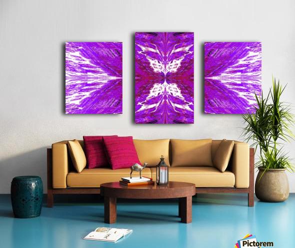Butterflies For Anastacia 44 Canvas print