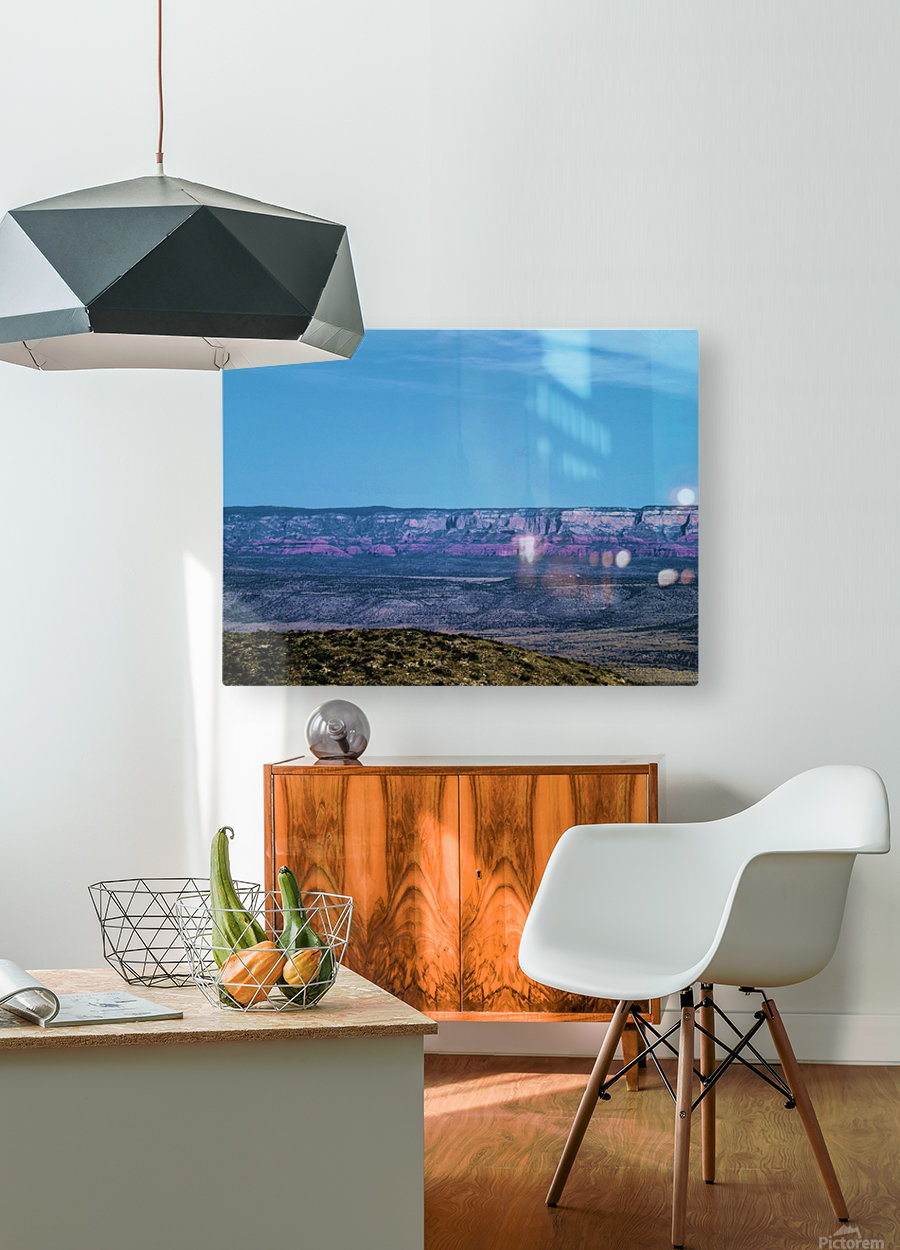 Jerome  HD Metal print with Floating Frame on Back