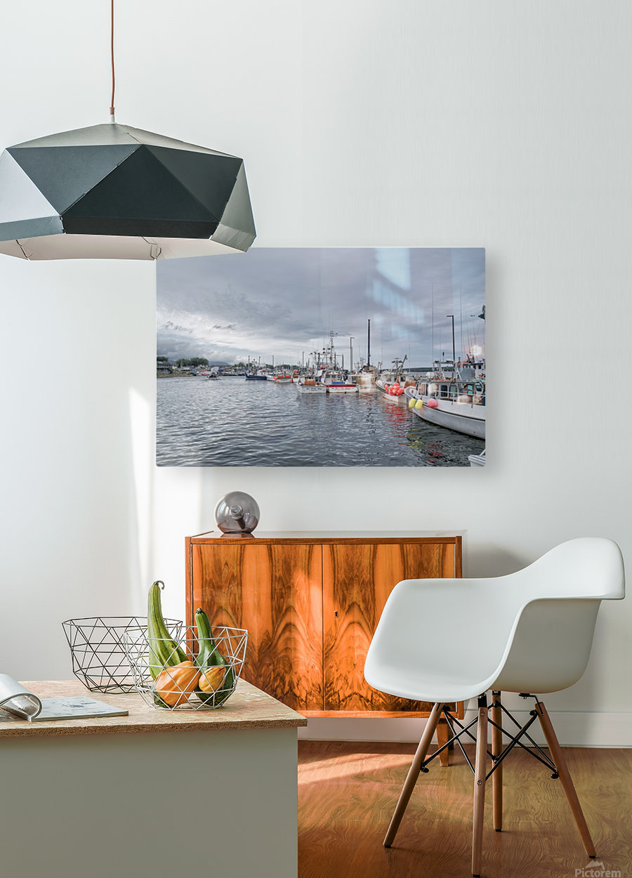 La Digue - Cheticamp  HD Metal print with Floating Frame on Back