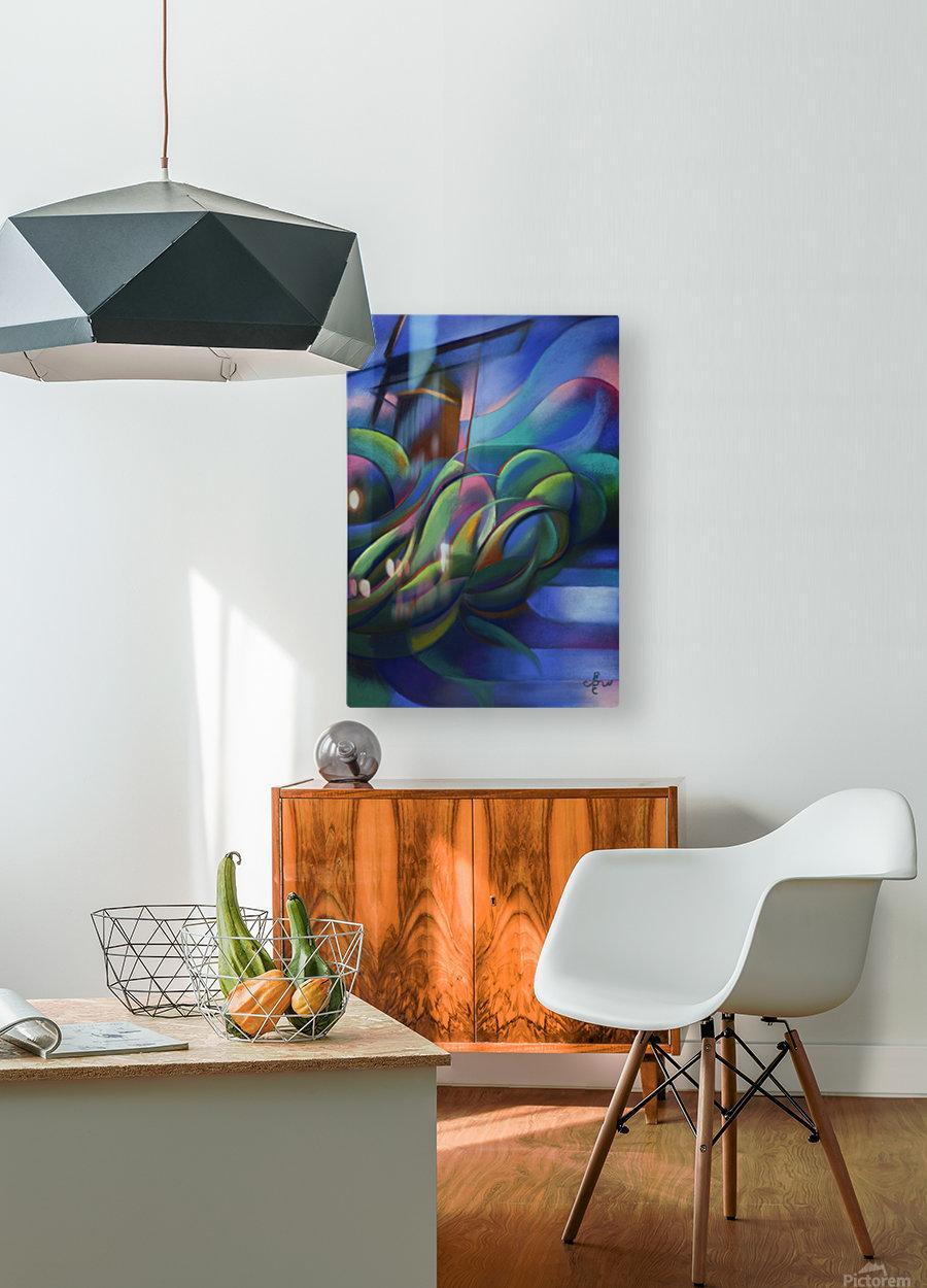 Nieuwe Veenmolen – 18-11-17  HD Metal print with Floating Frame on Back