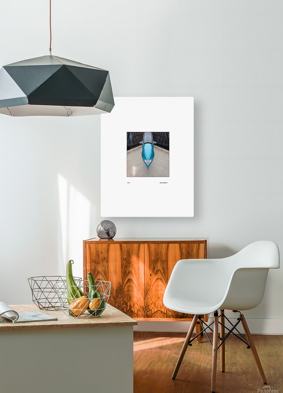 BLUEPHOTOSFORSALE 061  HD Metal print with Floating Frame on Back