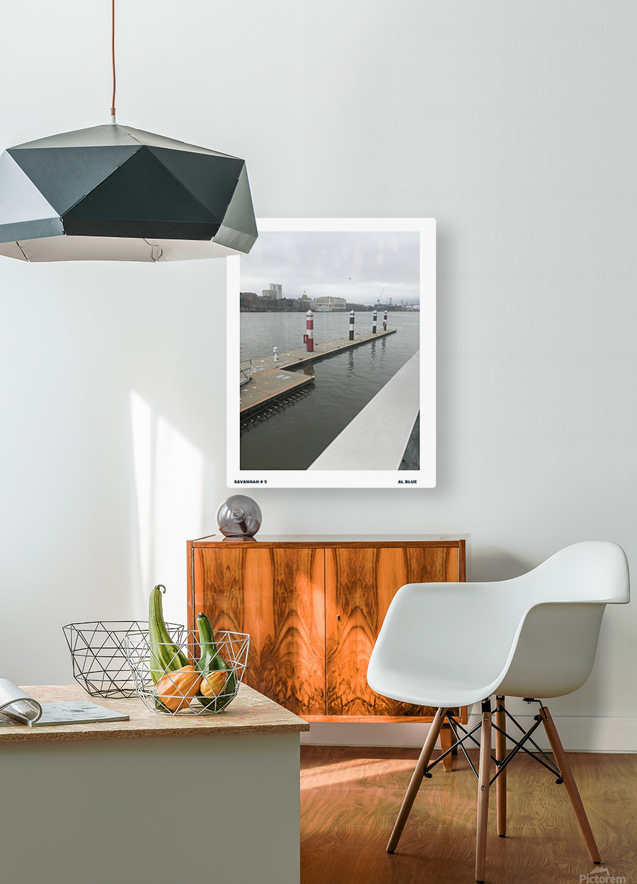 BLUEPHOTOSFORSALE 021  HD Metal print with Floating Frame on Back