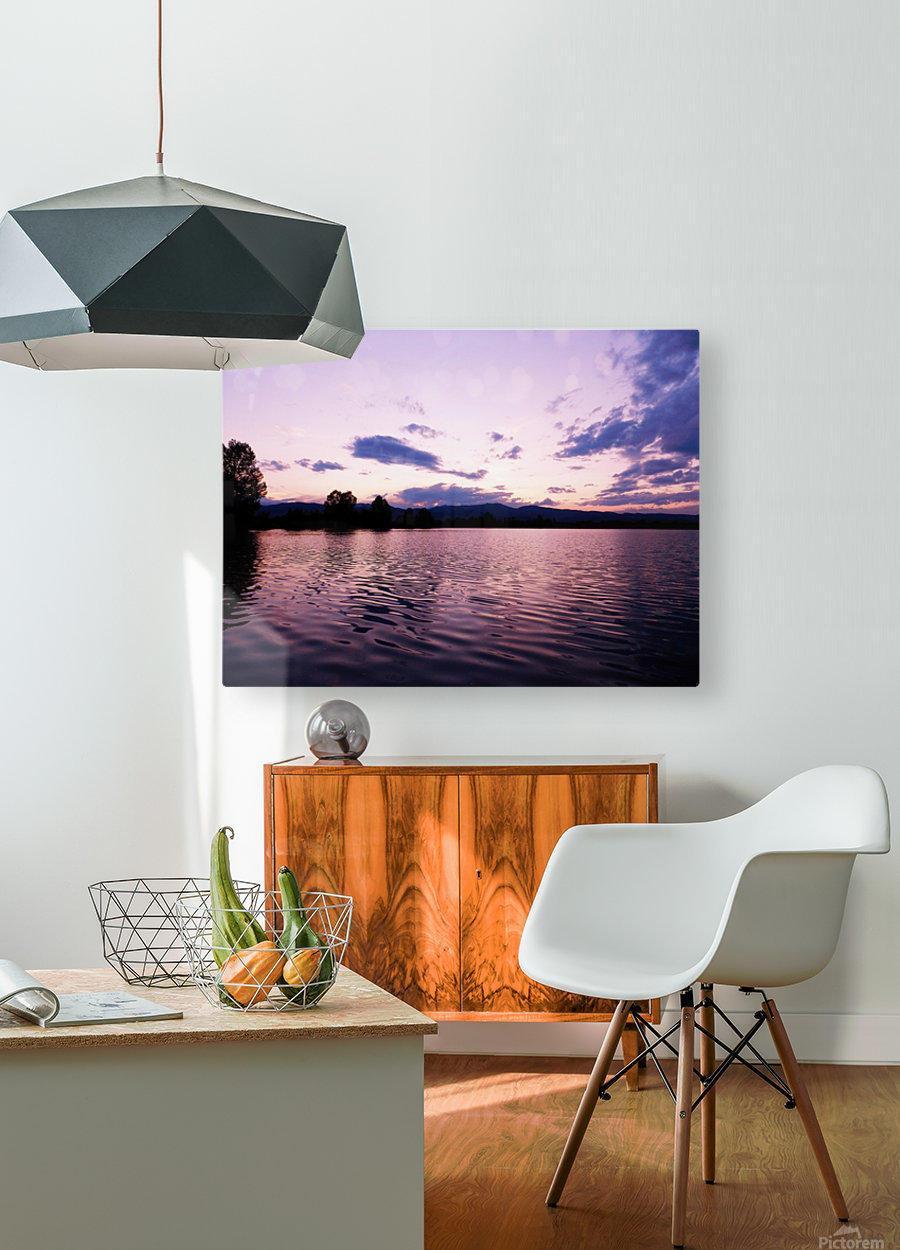 B (14)  HD Metal print with Floating Frame on Back