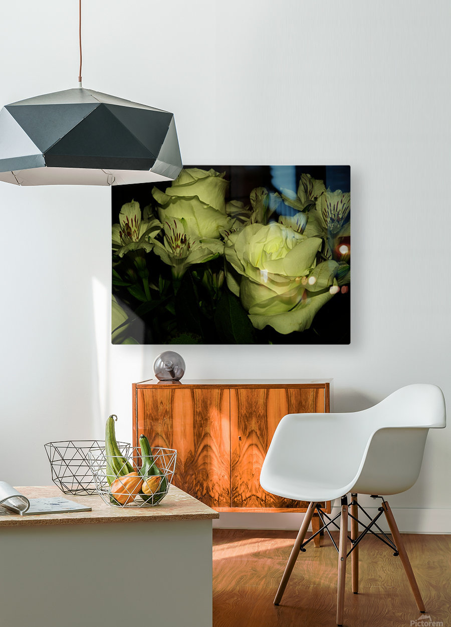 D (3)  HD Metal print with Floating Frame on Back
