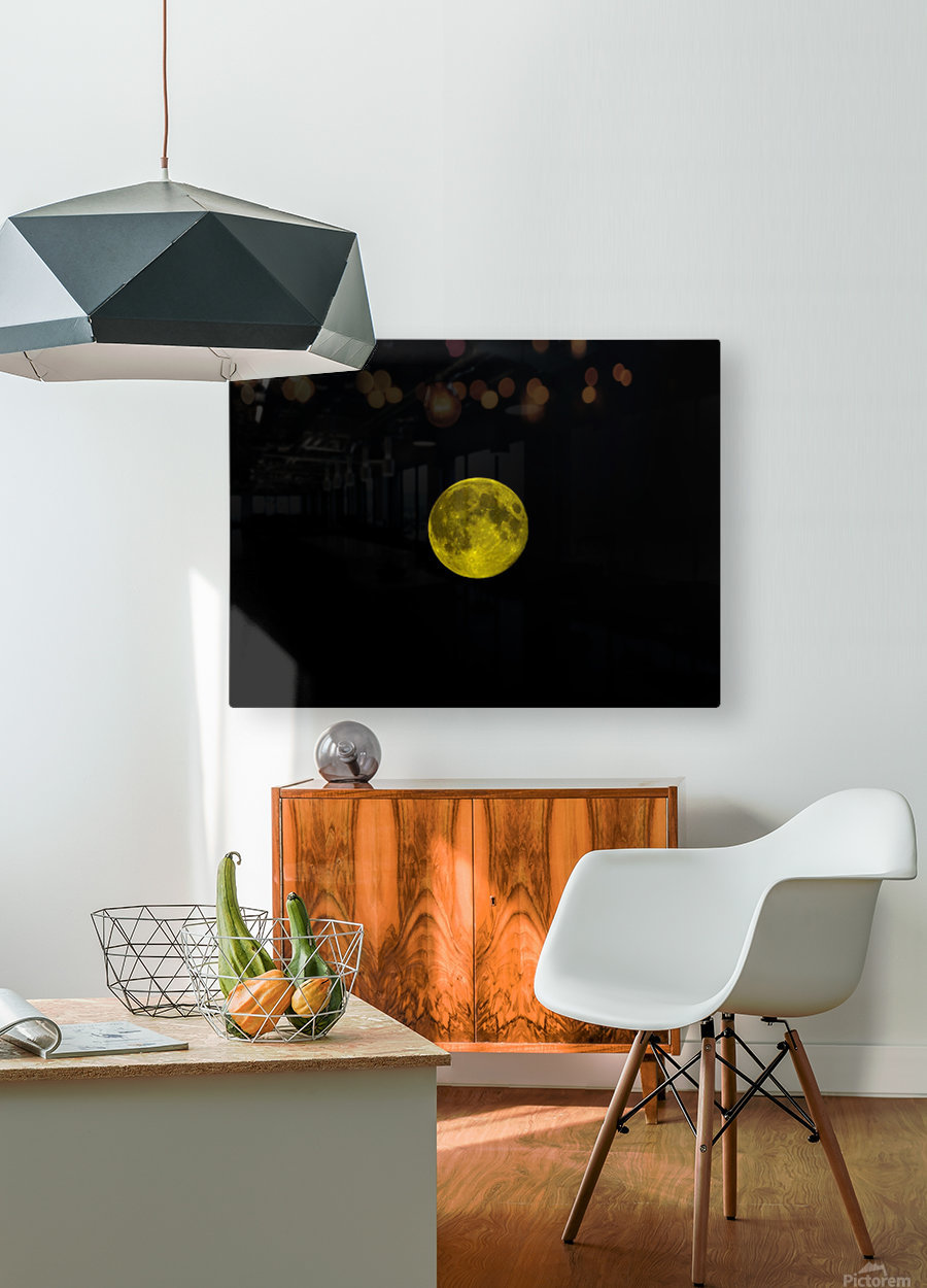 sofn-1B4BE410  HD Metal print with Floating Frame on Back