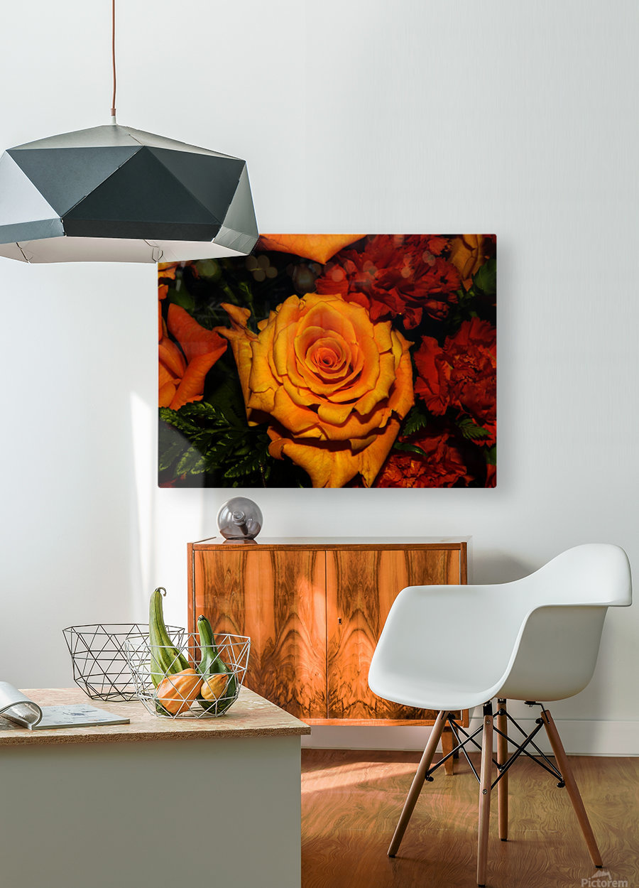 sofn-6411E9A2  HD Metal print with Floating Frame on Back
