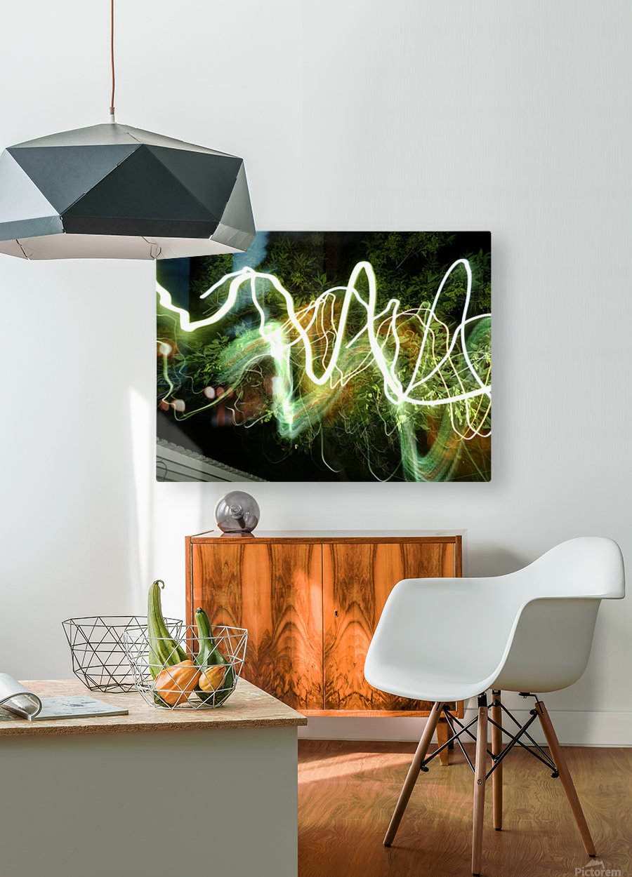 E (14)  HD Metal print with Floating Frame on Back