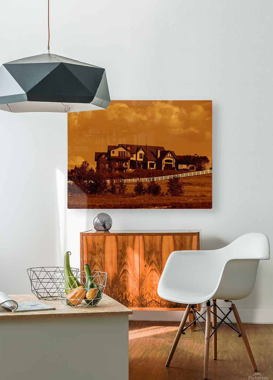 sofn-5D9BE0B7  HD Metal print with Floating Frame on Back