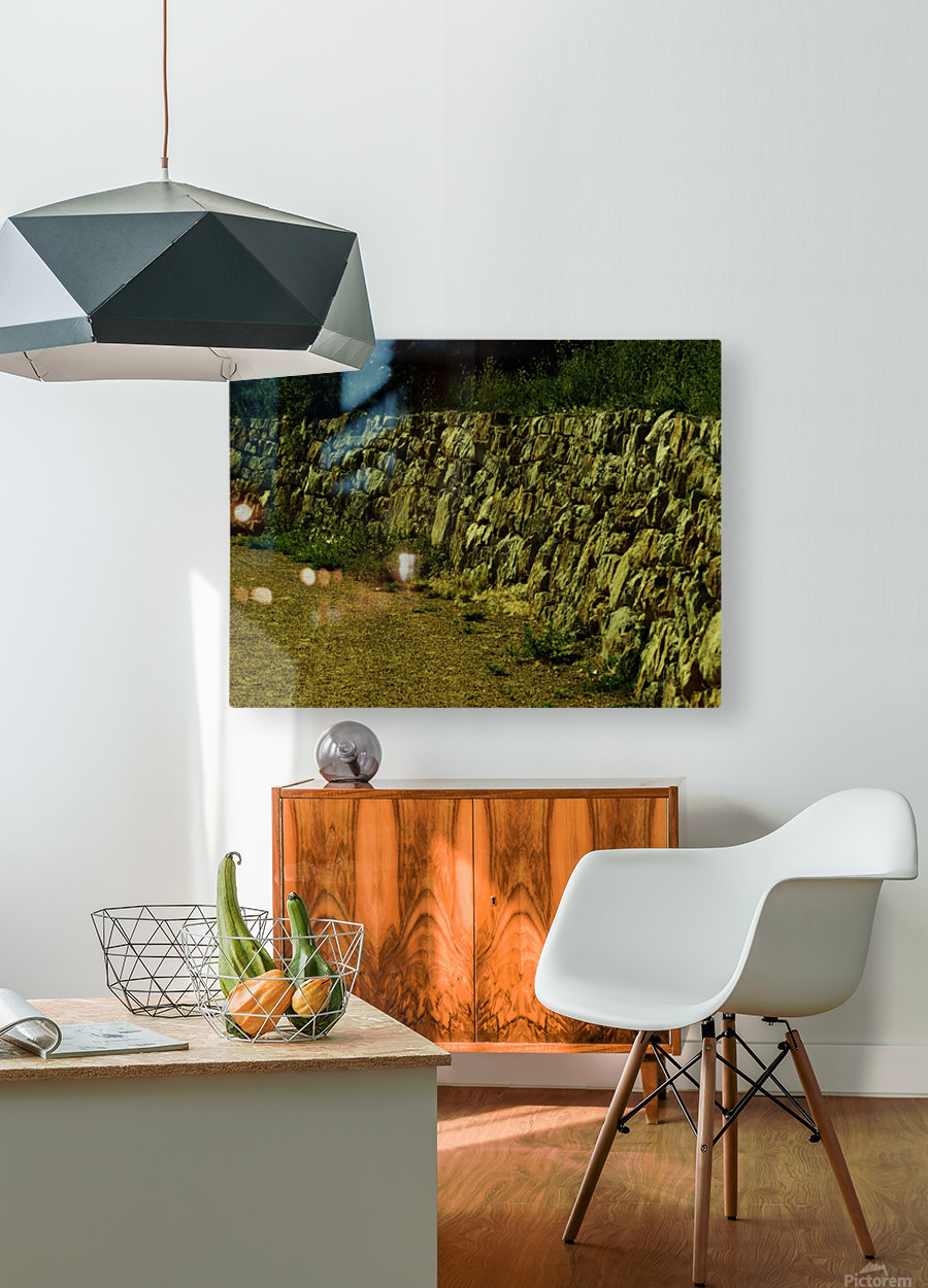 G (5)  HD Metal print with Floating Frame on Back