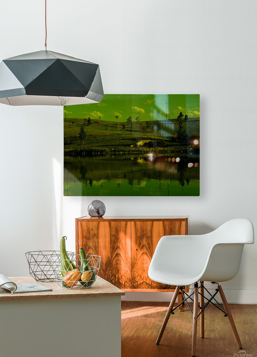 H (9)  HD Metal print with Floating Frame on Back