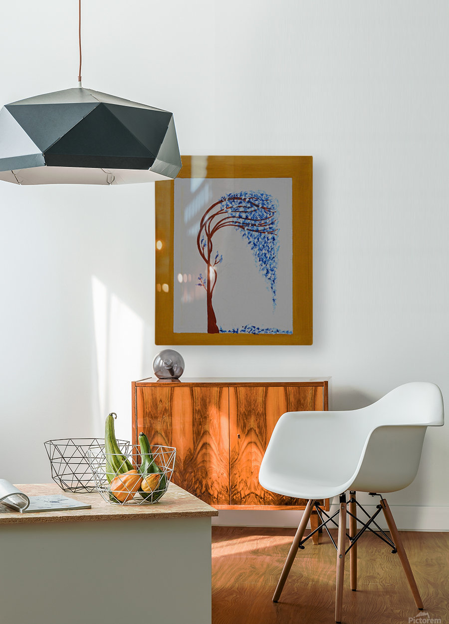 ahson qazi landscape (2)  HD Metal print with Floating Frame on Back