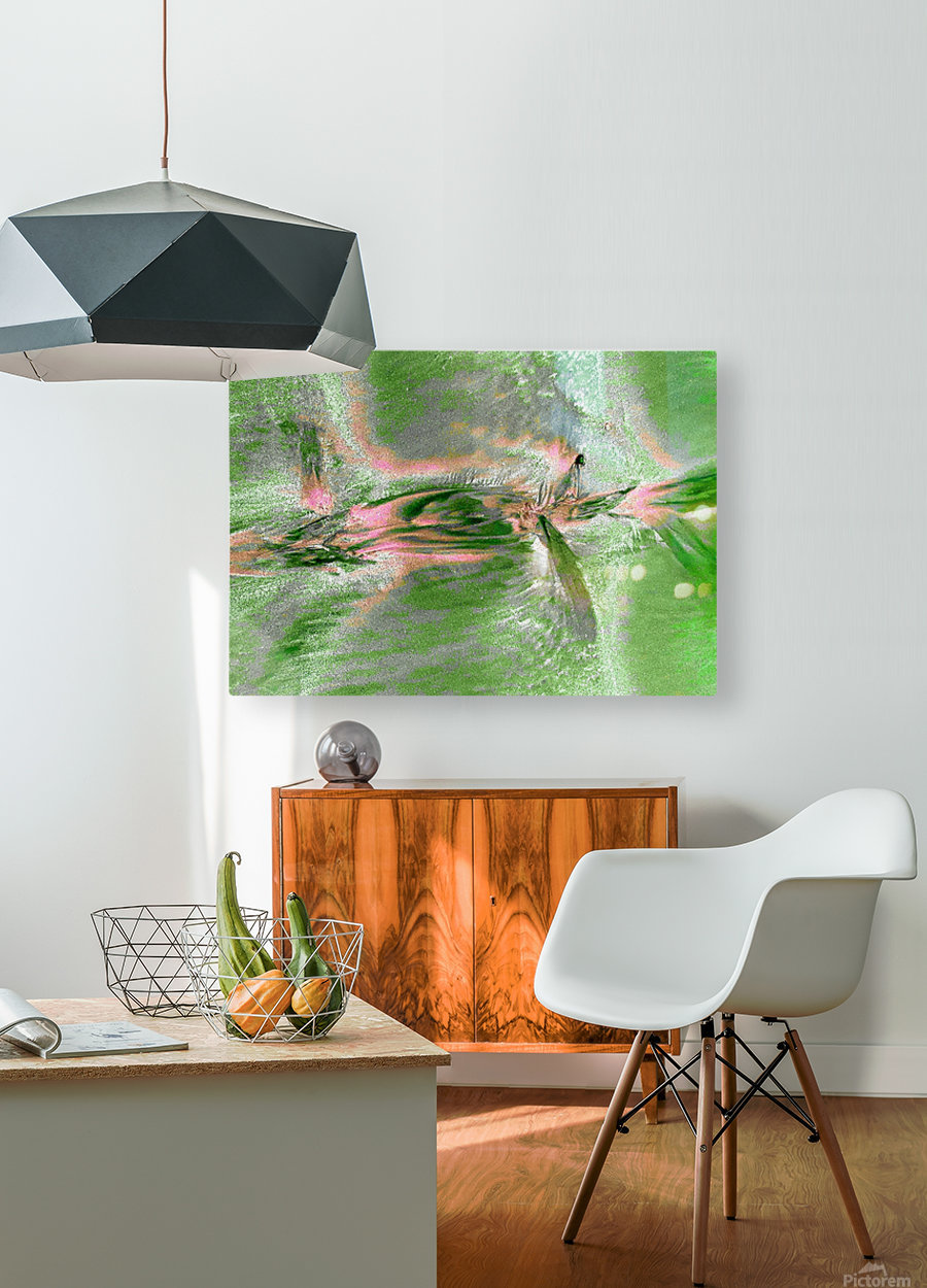 20180930_151907  HD Metal print with Floating Frame on Back
