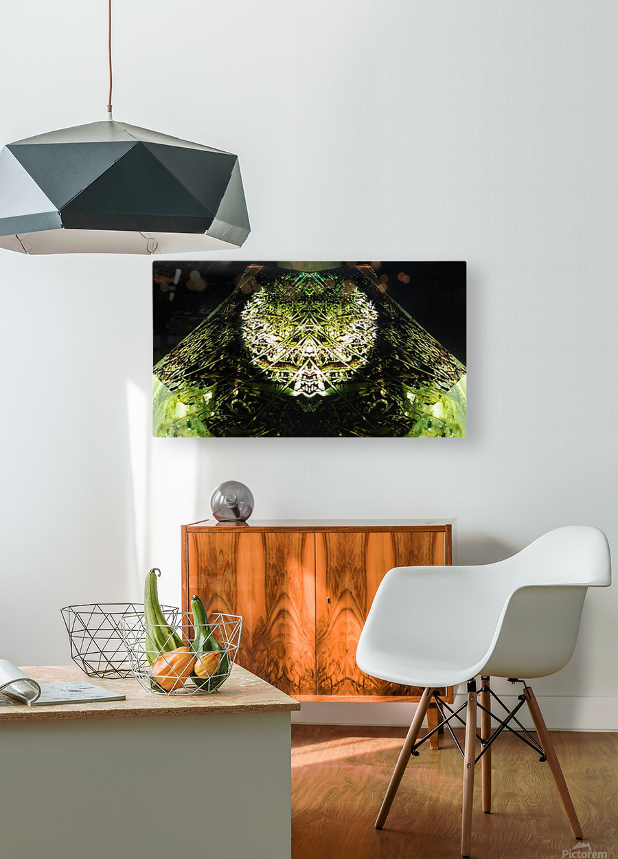 1538532677454  HD Metal print with Floating Frame on Back