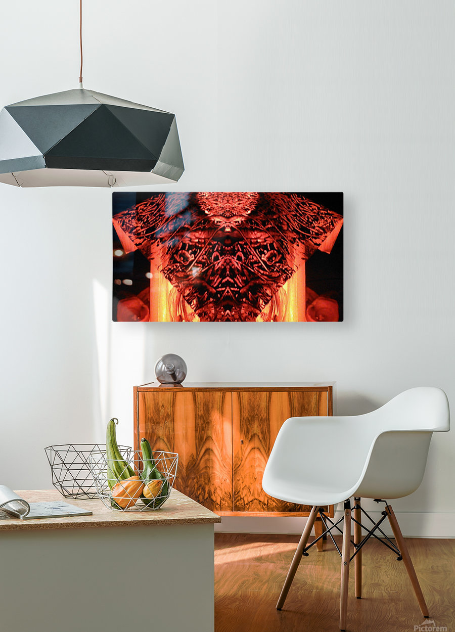 1538532464617  HD Metal print with Floating Frame on Back