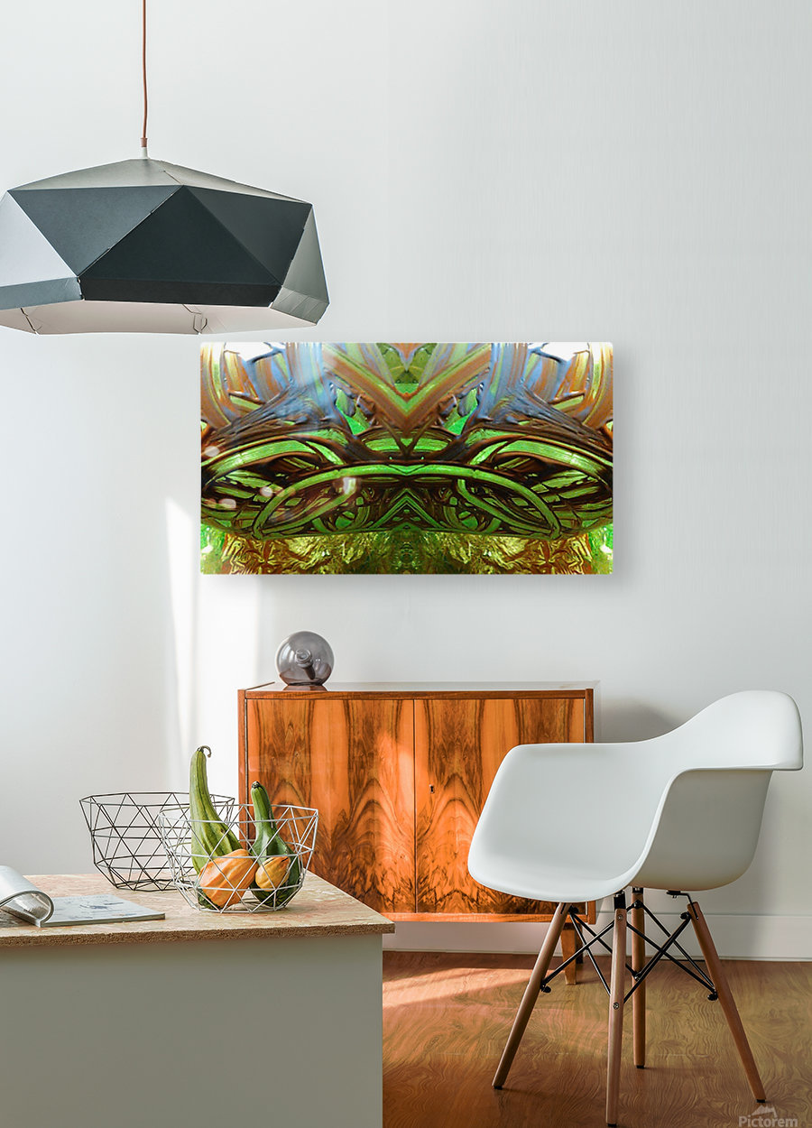 1539065773069  HD Metal print with Floating Frame on Back