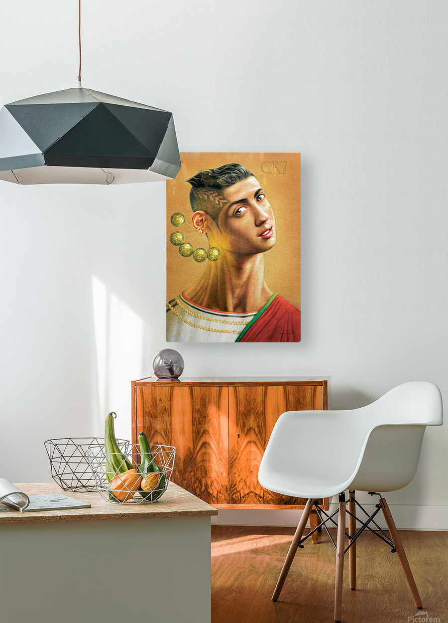 1 Krzysztof Grzondziel  HD Metal print with Floating Frame on Back