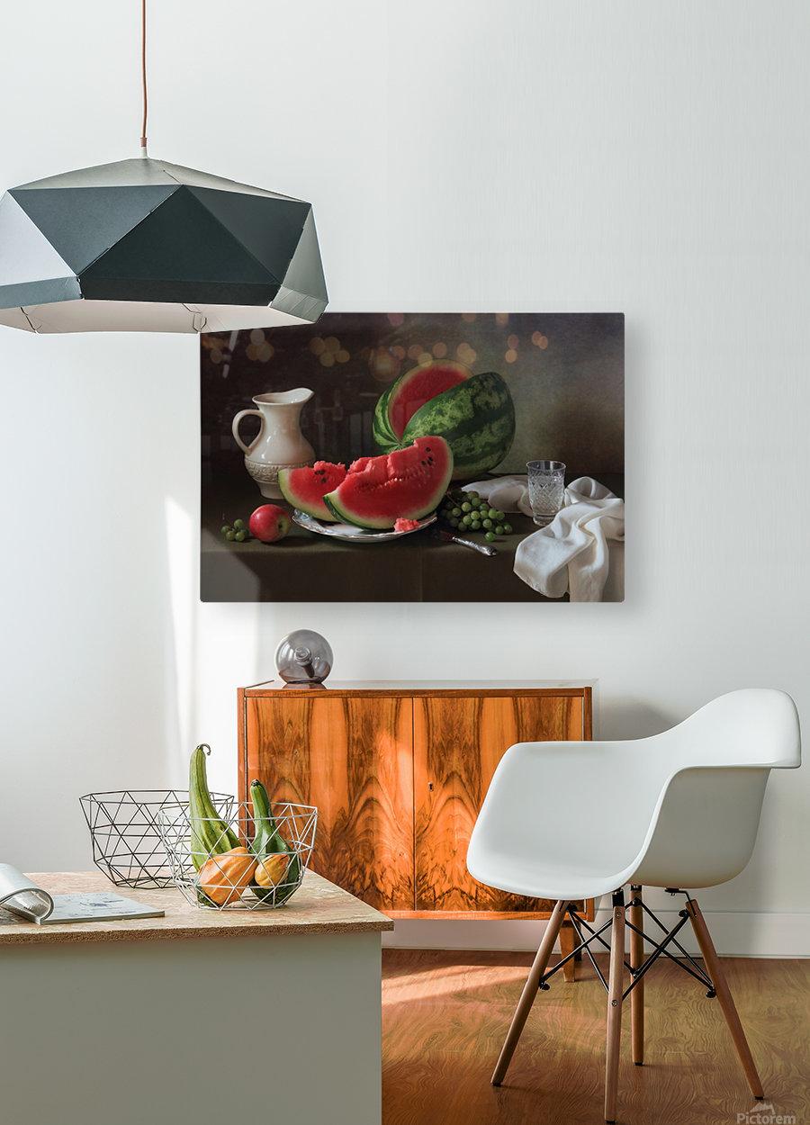 D¡ D°N€D±NƒD·D¾D¼  HD Metal print with Floating Frame on Back