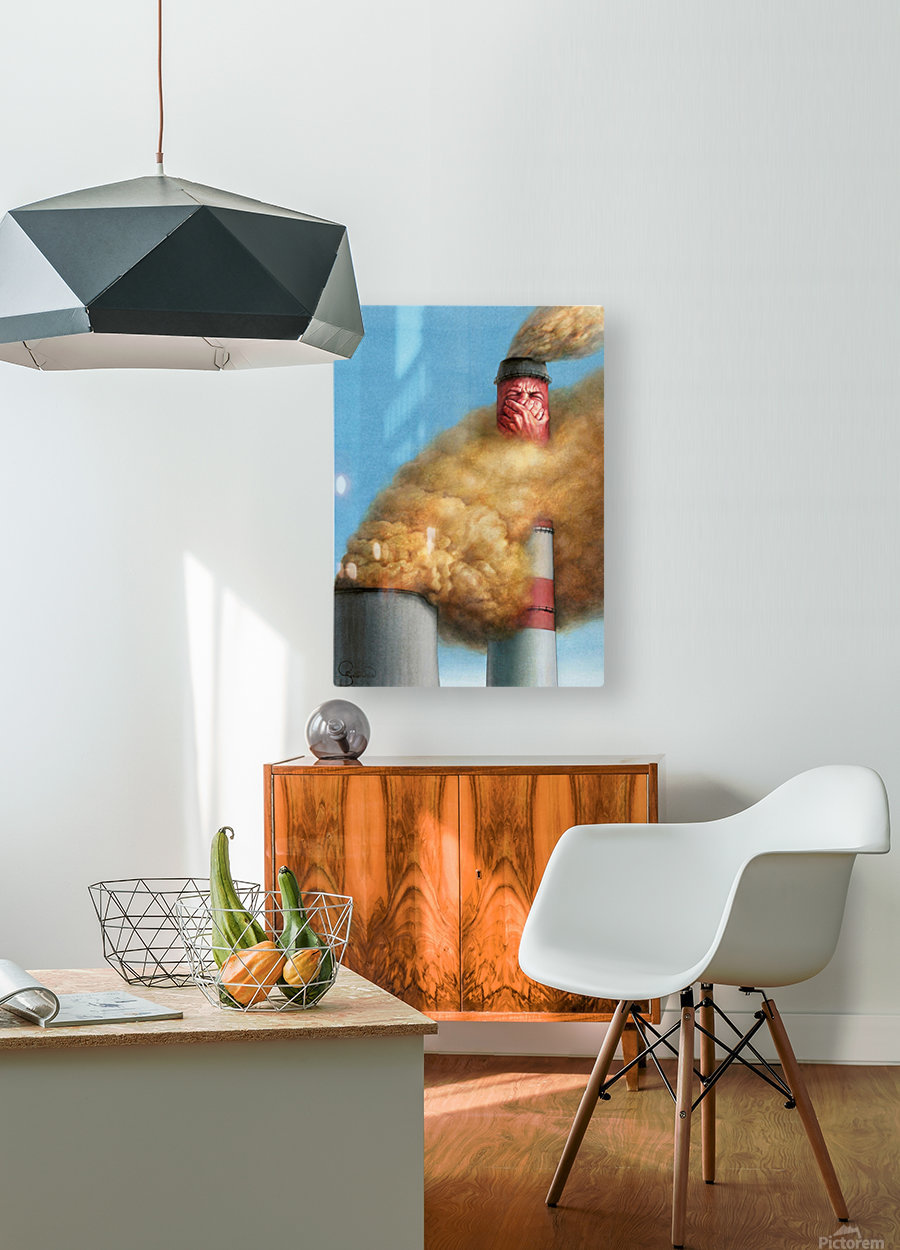 14 Krzysztof Grzondziel  HD Metal print with Floating Frame on Back