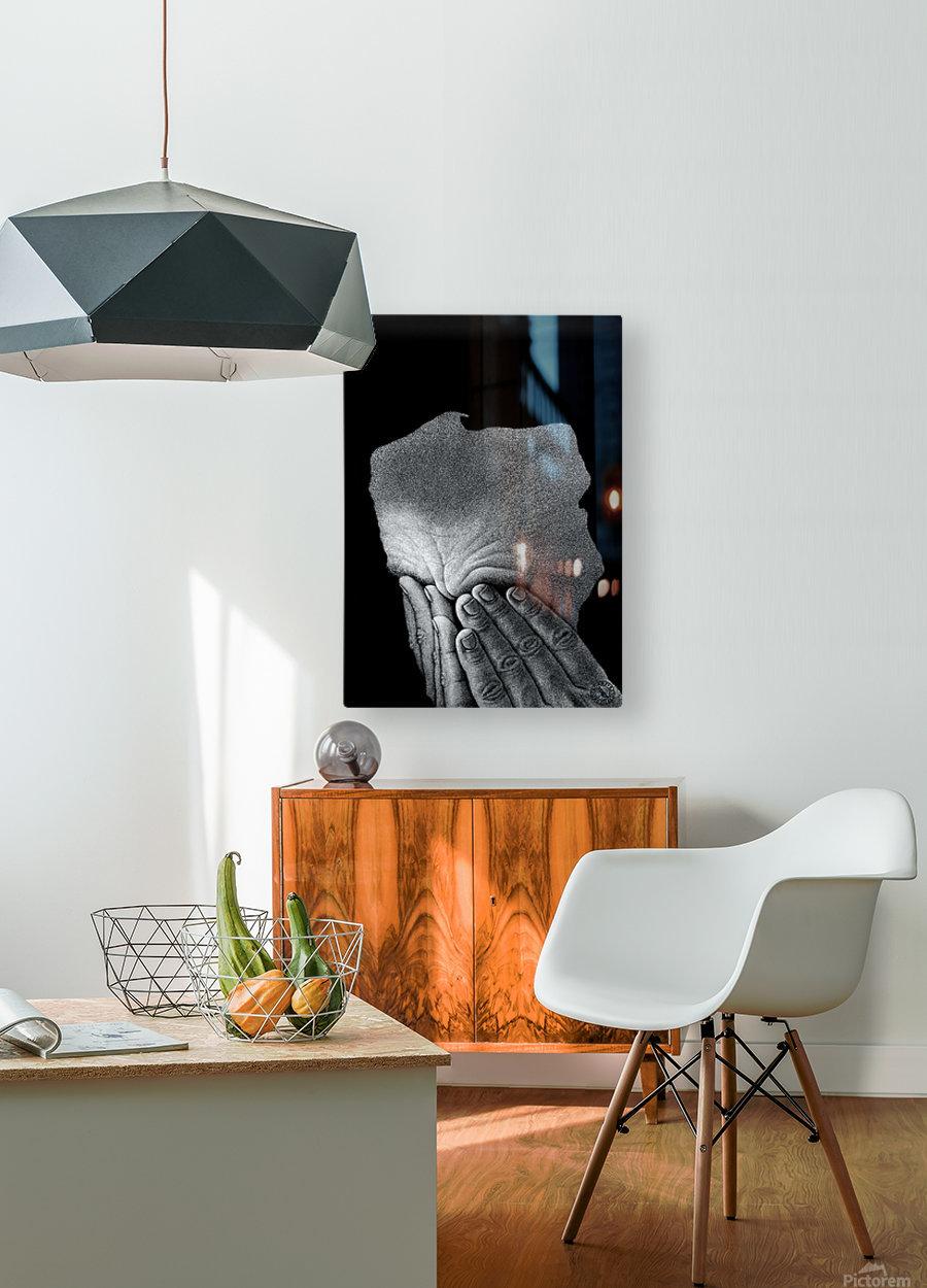 19 Krzysztof Grzondziel  HD Metal print with Floating Frame on Back