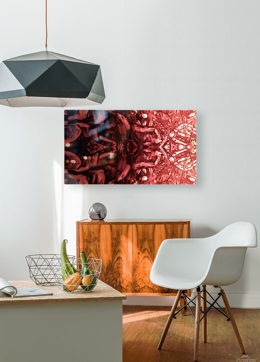 1539633604417  HD Metal print with Floating Frame on Back