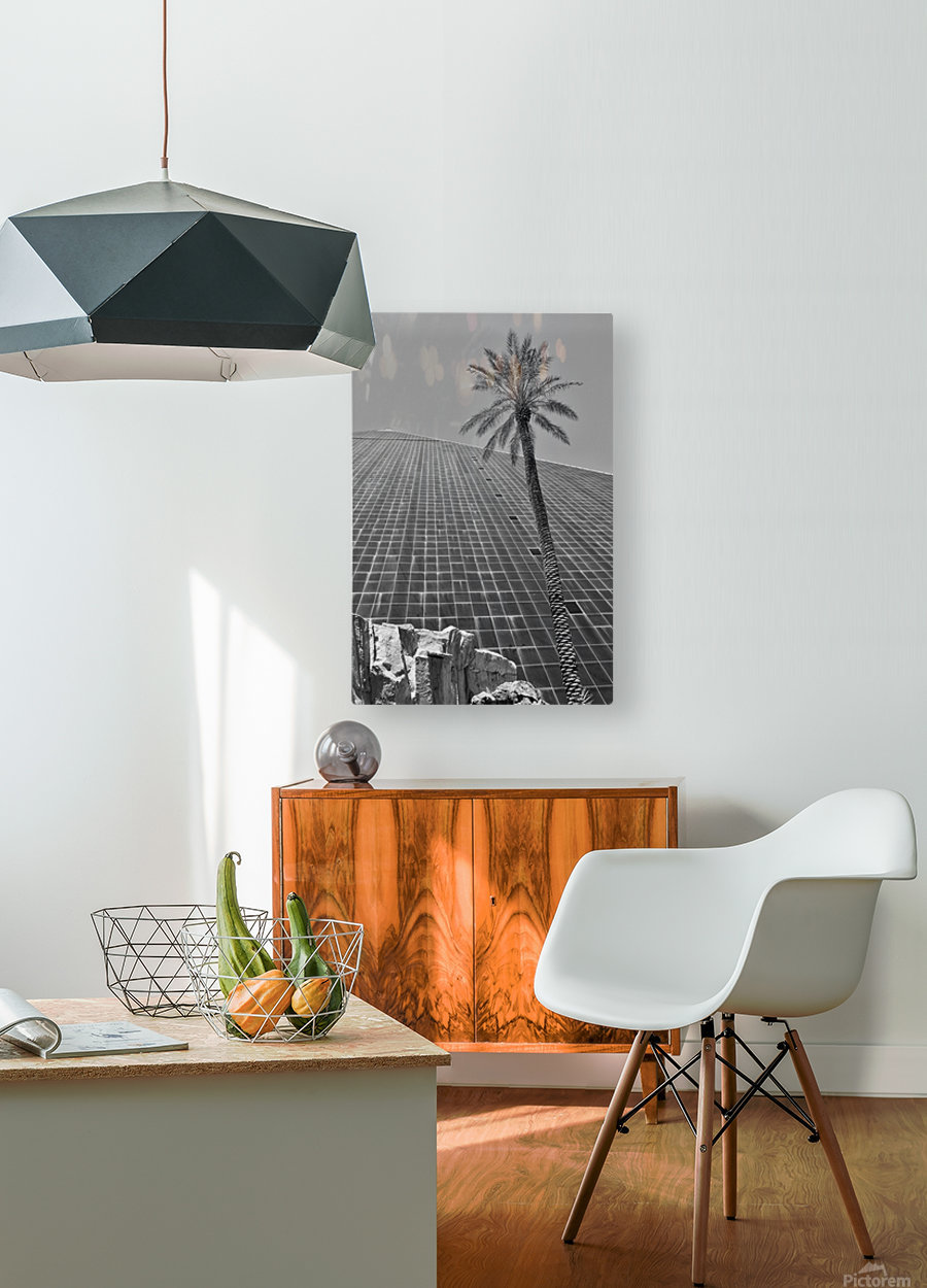 Luxor Las Vegas  HD Metal print with Floating Frame on Back