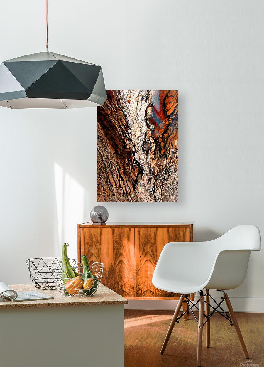 Biggs Jasper  HD Metal print with Floating Frame on Back