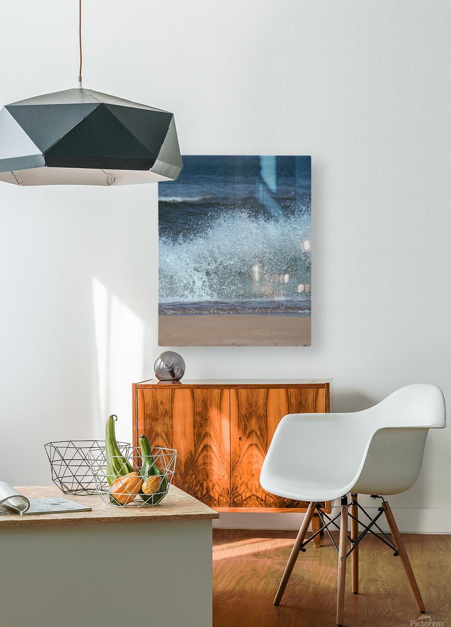 Prince Edward Island beach  HD Metal print with Floating Frame on Back