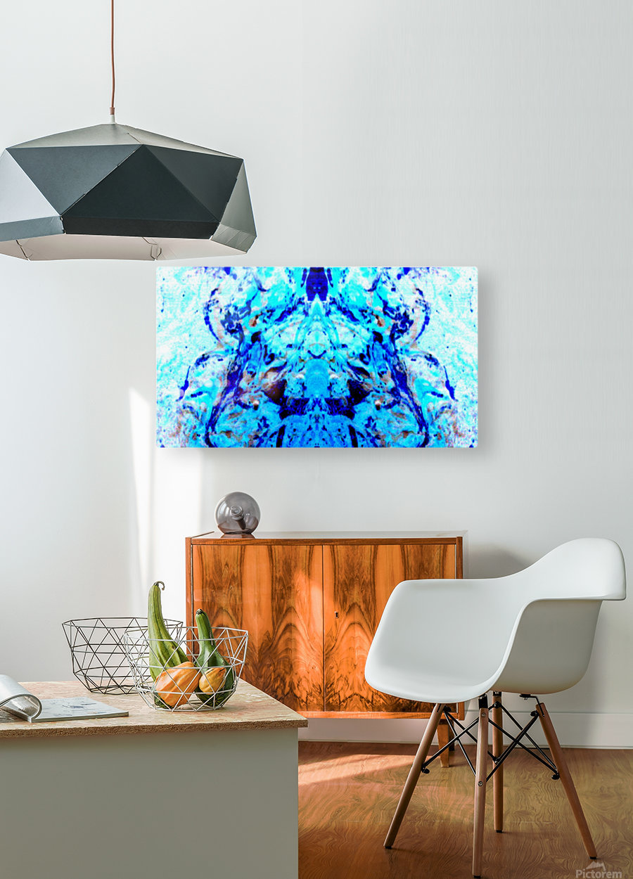 1546578829173  HD Metal print with Floating Frame on Back