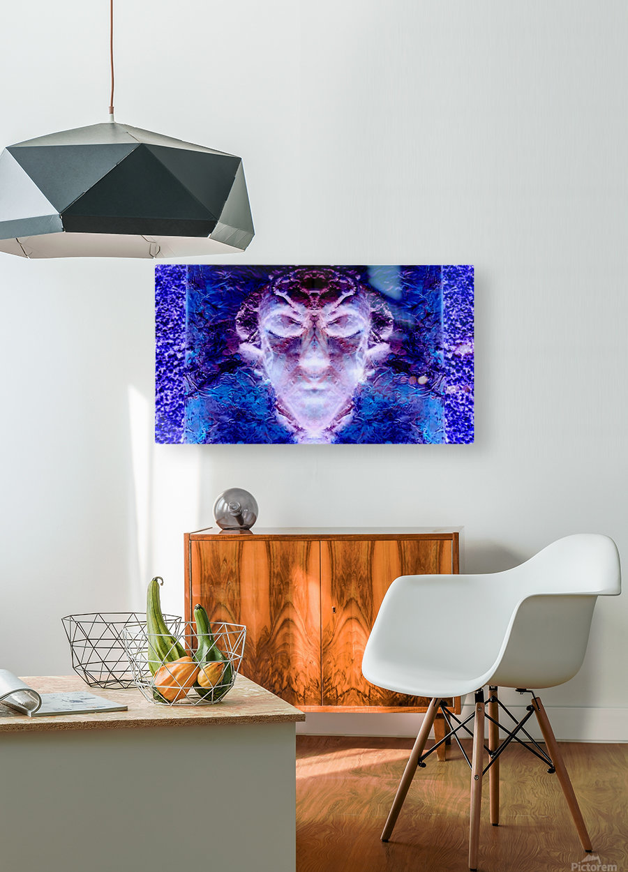 1547212837948  HD Metal print with Floating Frame on Back