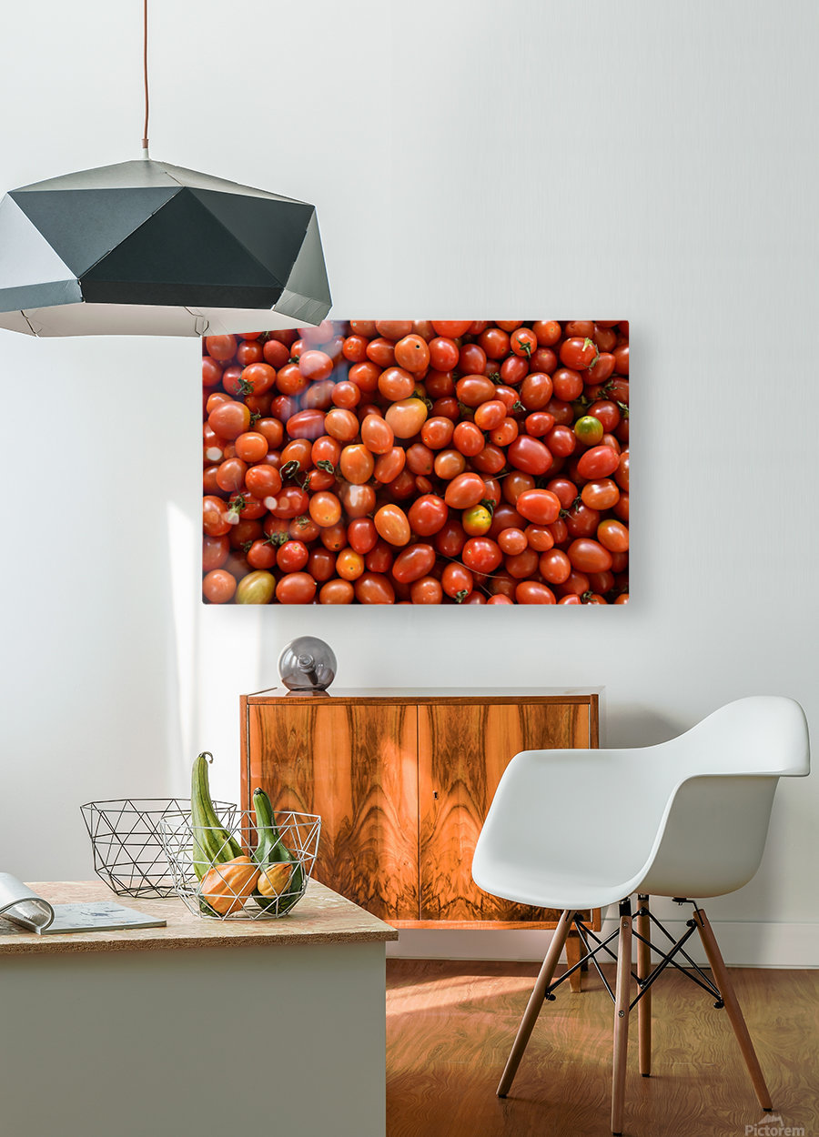 Food - Fruits - 004  HD Metal print with Floating Frame on Back