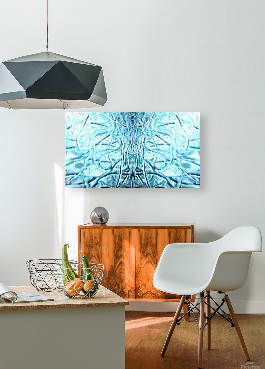 1550718985017  HD Metal print with Floating Frame on Back