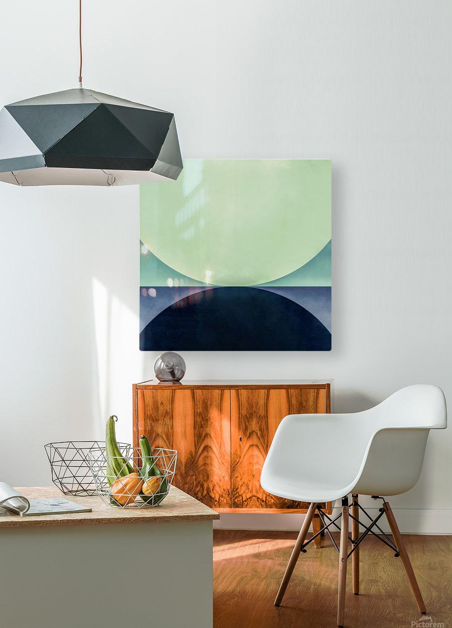 Umbra  HD Metal print with Floating Frame on Back