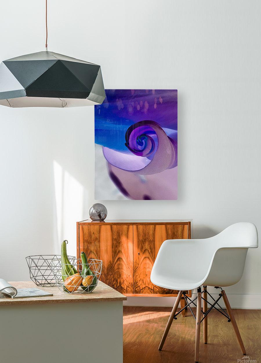 Safe   Impression métal HD avec cadre flottant sur le dos