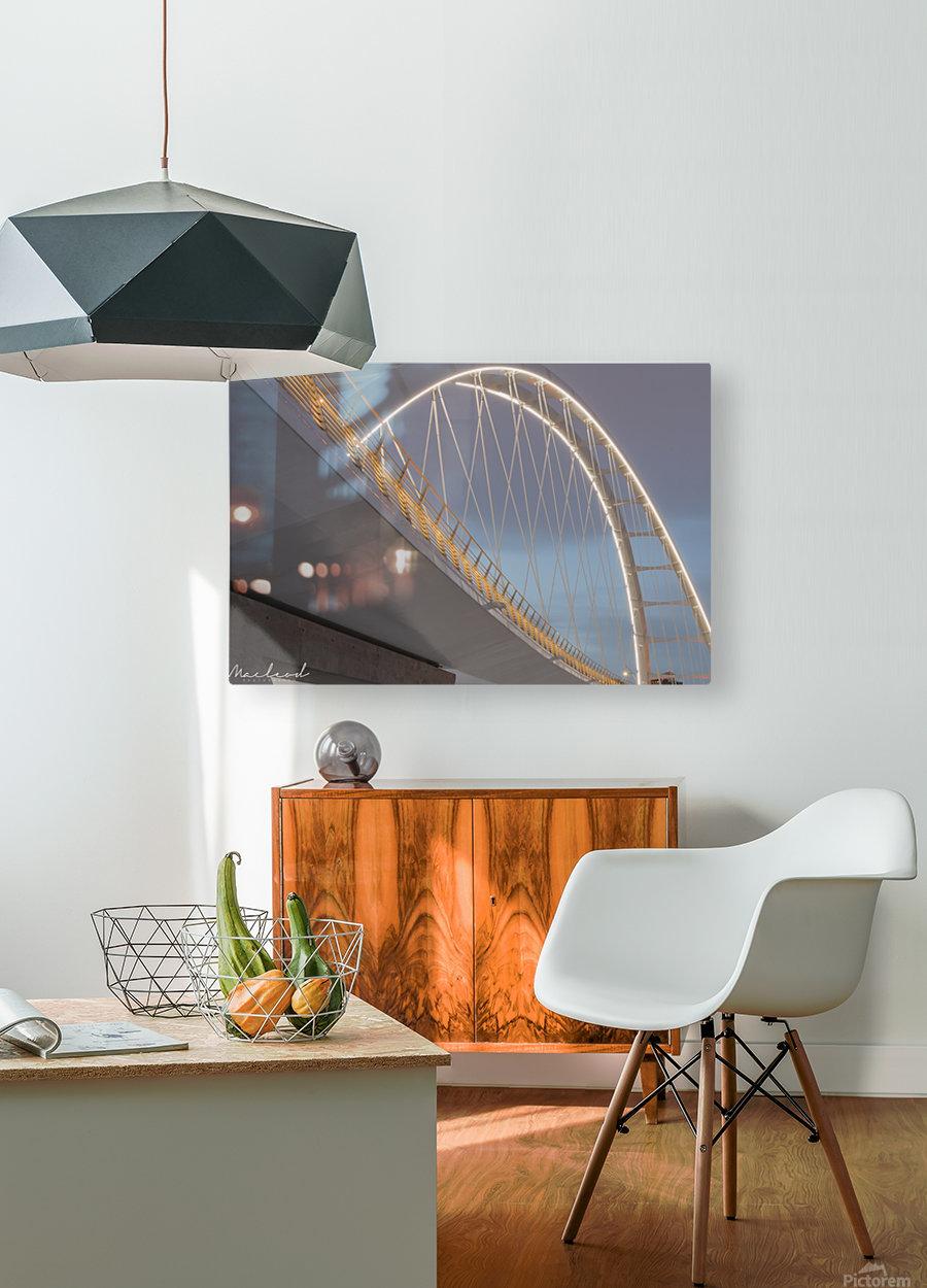 Walterdale_Bridge_NIK9887  HD Metal print with Floating Frame on Back