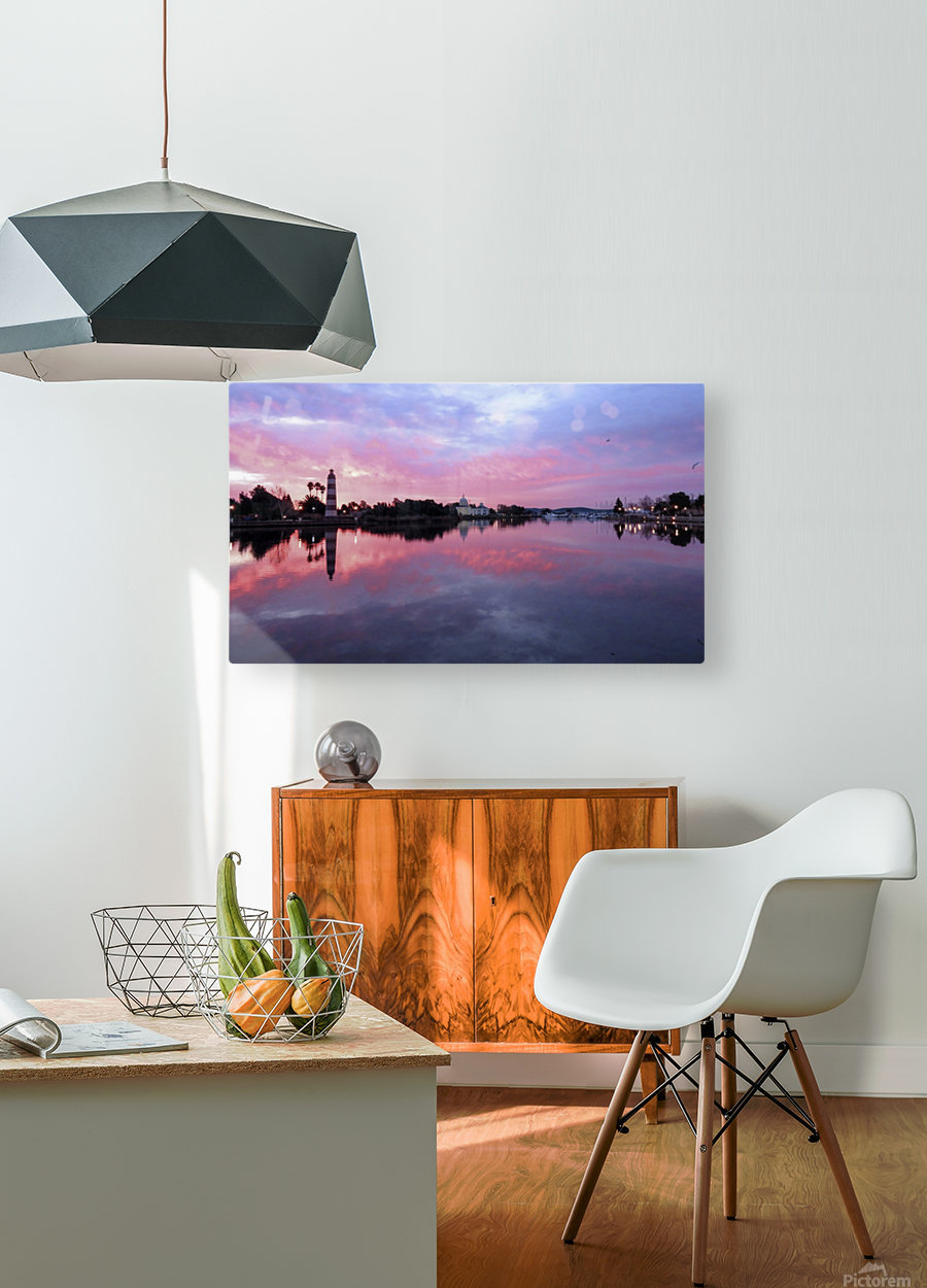 20190212 IMG_3250 3  HD Metal print with Floating Frame on Back