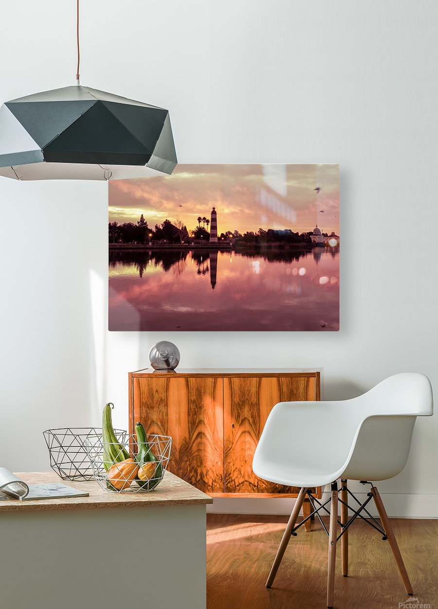 20190212 IMG_3260 2  HD Metal print with Floating Frame on Back