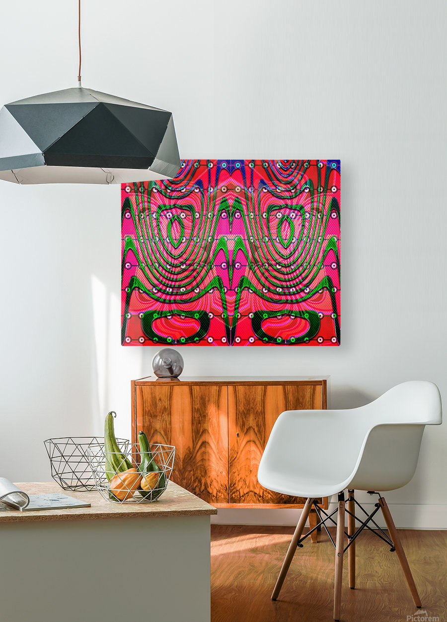 7632x6480_redbubble A 50  HD Metal print with Floating Frame on Back
